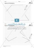 Geometrisches Zeichnen: Flächen Preview 6