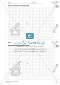 Geometrisches Zeichnen: Zahlen Preview 10