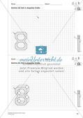Geometrisches Zeichnen: Zahlen Preview 12