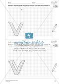 Geometrisches Zeichnen: Zahlen Preview 14