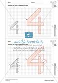 Geometrisches Zeichnen: Zahlen Preview 19