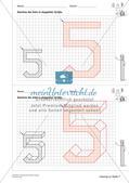 Geometrisches Zeichnen: Zahlen Preview 20