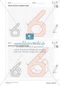 Geometrisches Zeichnen: Zahlen Preview 21