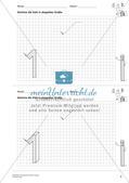 Geometrisches Zeichnen: Zahlen Preview 5