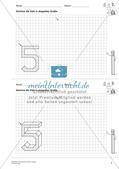Geometrisches Zeichnen: Zahlen Preview 9