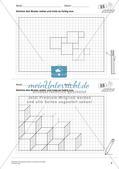 Geometrisches Zeichnen: Ornamente und Parkette Preview 11