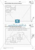 Geometrisches Zeichnen: Ornamente und Parkette Preview 12
