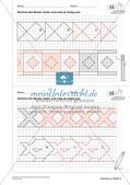 Geometrisches Zeichnen: Ornamente und Parkette Preview 16