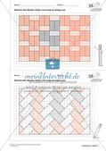 Geometrisches Zeichnen: Ornamente und Parkette Preview 18