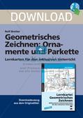 Geometrisches Zeichnen: Ornamente und Parkette Preview 1