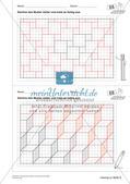 Geometrisches Zeichnen: Ornamente und Parkette Preview 20