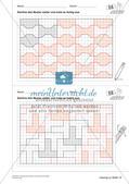 Geometrisches Zeichnen: Ornamente und Parkette Preview 21