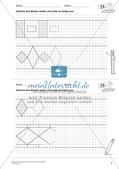 Geometrisches Zeichnen: Ornamente und Parkette Preview 5