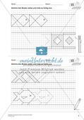 Geometrisches Zeichnen: Ornamente und Parkette Preview 7