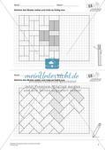 Geometrisches Zeichnen: Ornamente und Parkette Preview 9