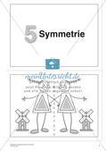 Geometrisches Zeichnen: Symmetrie Preview 3