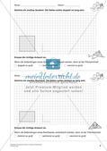 Geometrisches Zeichnen: Umfang und Flächeninhalt Preview 10