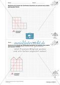Geometrisches Zeichnen: Umfang und Flächeninhalt Preview 12