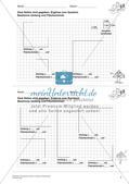 Geometrisches Zeichnen: Umfang und Flächeninhalt Preview 9