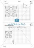 Geometrisches Zeichnen: Kreise Preview 10