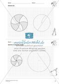 Geometrisches Zeichnen: Kreise Preview 11