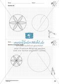 Geometrisches Zeichnen: Kreise Preview 12