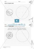 Geometrisches Zeichnen: Kreise Preview 13