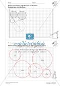 Geometrisches Zeichnen: Kreise Preview 15