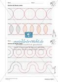Geometrisches Zeichnen: Kreise Preview 16