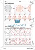 Geometrisches Zeichnen: Kreise Preview 17