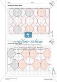 Geometrisches Zeichnen: Kreise Preview 18