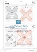 Geometrisches Zeichnen: Kreise Preview 20