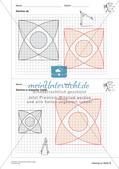 Geometrisches Zeichnen: Kreise Preview 21
