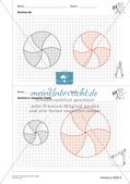 Geometrisches Zeichnen: Kreise Preview 22