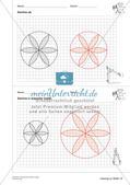 Geometrisches Zeichnen: Kreise Preview 23