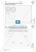 Geometrisches Zeichnen: Kreise Preview 4
