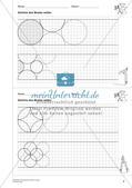 Geometrisches Zeichnen: Kreise Preview 6