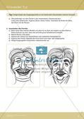 Künstlerische Miniprojekte: Karikatur-Porträt Preview 5