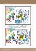 Künstlerische Miniprojekte: Bunte Texte Preview 5