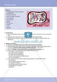 Künstlerische Miniprojekte: Dankeskarte Preview 4