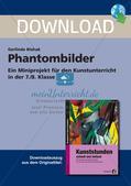 Künstlerische Miniprojekte: Phantombilder Preview 1