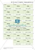 Grammatikspiele: Nomen, Verben und Adjektive Preview 19