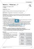 Grammatikspiele: Präpositionen, Pluralbildung, Steigerung, Fragesätze Preview 10