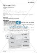 Grammatikspiele: Präpositionen, Pluralbildung, Steigerung, Fragesätze Preview 7