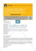 Grammatikspiele: Verben, Präpositionen und Pronomen Preview 36
