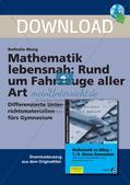 Mathematik lebensnah: Fahrzeuge Preview 1