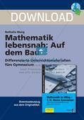 Mathematik lebensnah: Auf dem Bau Preview 1