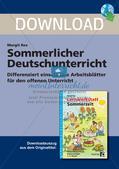 Lernwerkstatt Sommerzeit Preview 1