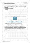 Sommerlicher Mathematikunterricht Preview 4