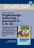 Ergänzungsmaterial: Geometrie Preview 1